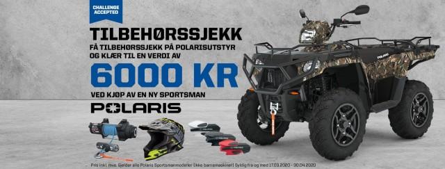 Polaris ATV Utstyrskampanje